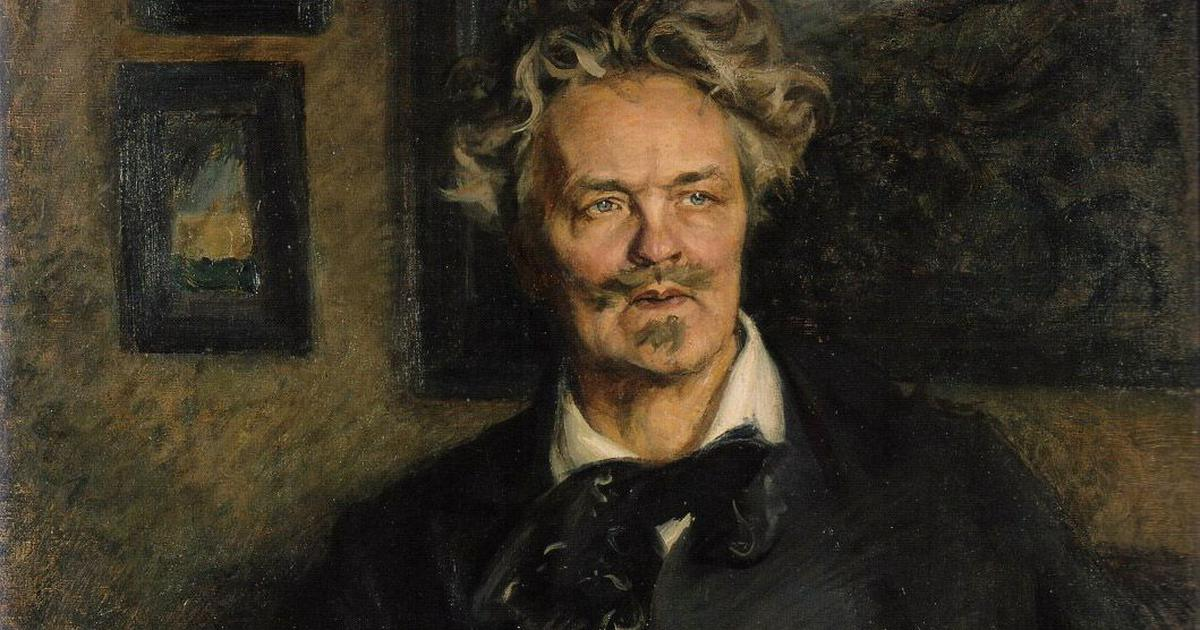 When playwright August Strindberg introduced a Swedish audience to Advaita Vedanta Hinduism in 1907