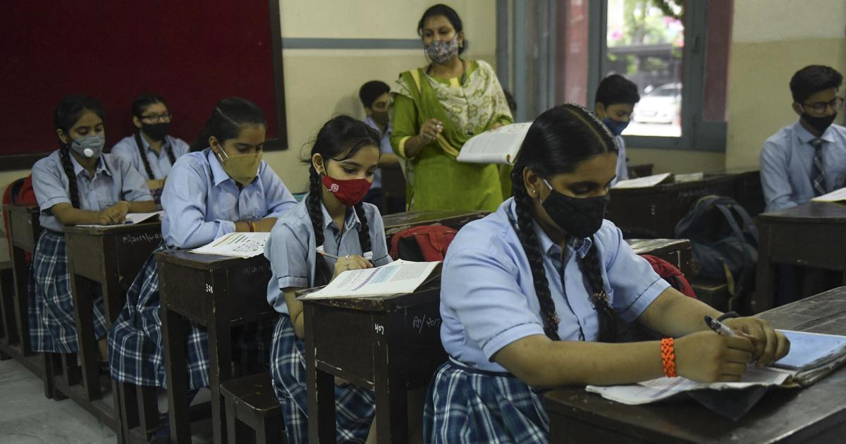 For India's young generation, the costs of school closure amid Covid-19 are mounting