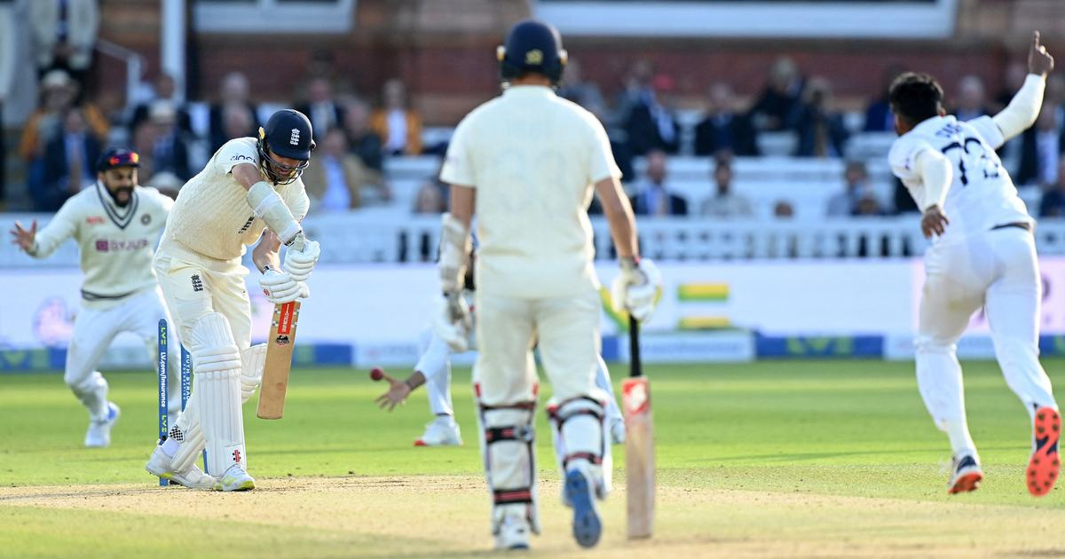 Second Test: Siraj, Bumrah, Shami and Ishant the heroes as India produce stunning win at Lord's