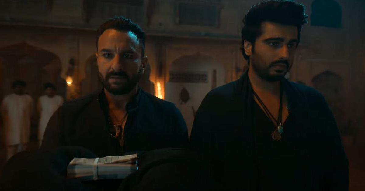 'Bhoot Police' trailer: Saif Ali Khan and Arjun Kapoor are ghostbusting brothers