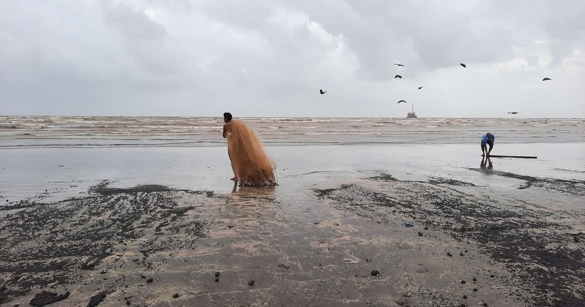 Months after cyclone Tauktae, the destruction left behind still haunts a village near Mumbai