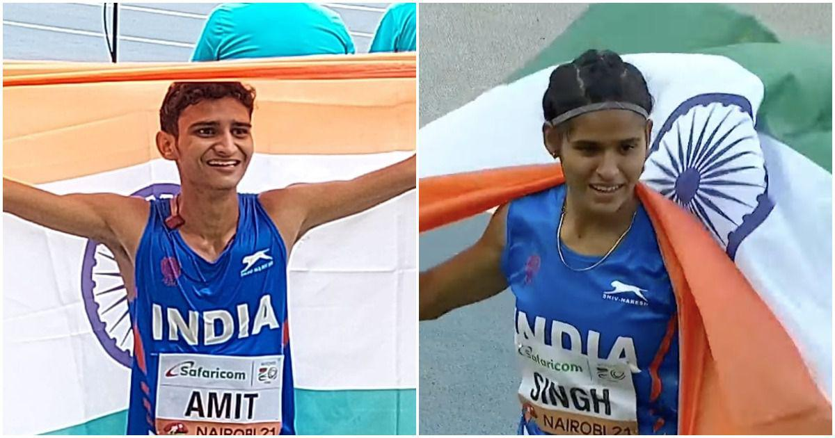 Data check: Mixed 4x400m relay, Amit, Shaili Singh add to India's medals at U20 Athletics Worlds