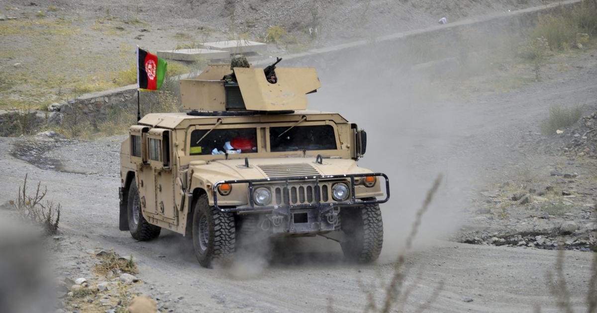 Afghanistan crisis: Taliban advances on resistance stronghold Panjshir Valley