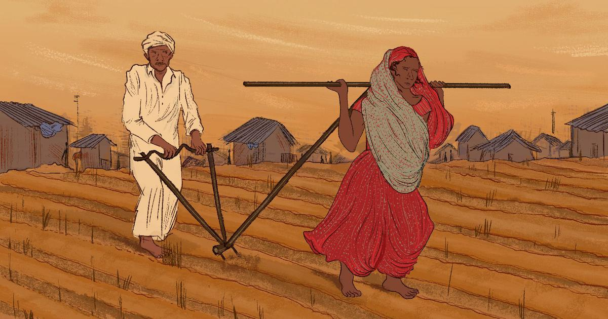 Why men want women to own land