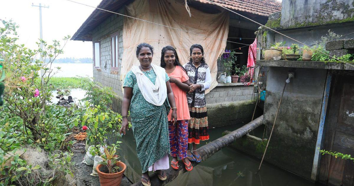 In Kerala's Kuttanad, climate change is forcing residents to abandon their homes