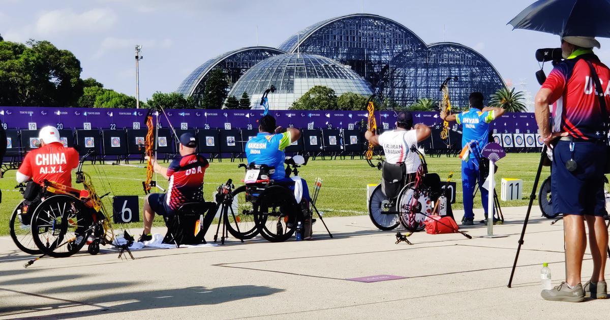 Tokyo Paralympics, archery: Rakesh Kumar finishes third, Vivek Chikara 10th in ranking round