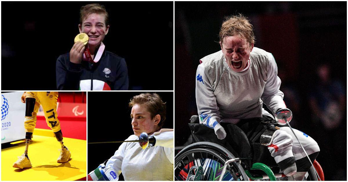 Paralympic Games: Fencing without arms – Meet Beatrice 'Bebe' Vio, two-time champion & a global icon