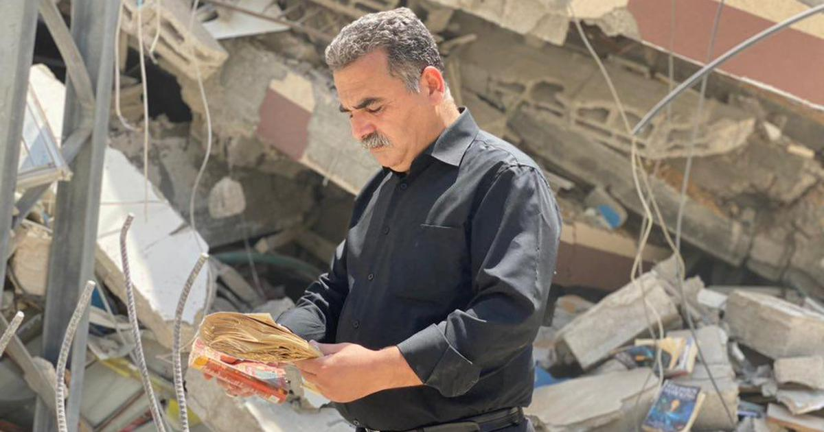 'Books of an occupied land carry corpses of all ages': Poems for Samir Mansour Bookshop in Gaza