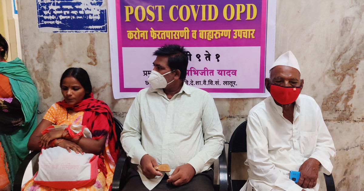 Long Covid in rural India: 'I don't feel like talking to anyone'