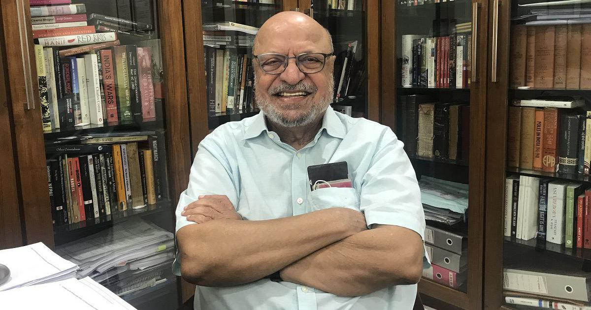 Interview: Why filmmaking for Shyam Benegal is both 'a microscope and a telescope'