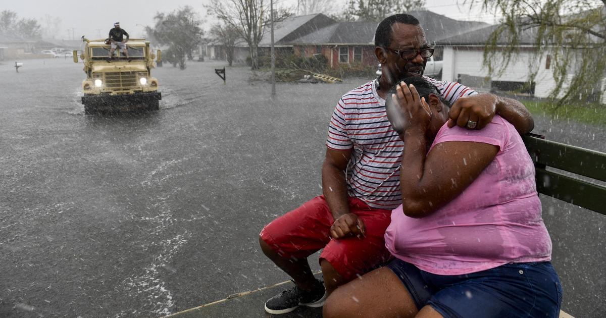 From Katrina to Ida, hurricanes are getting worse with climate change