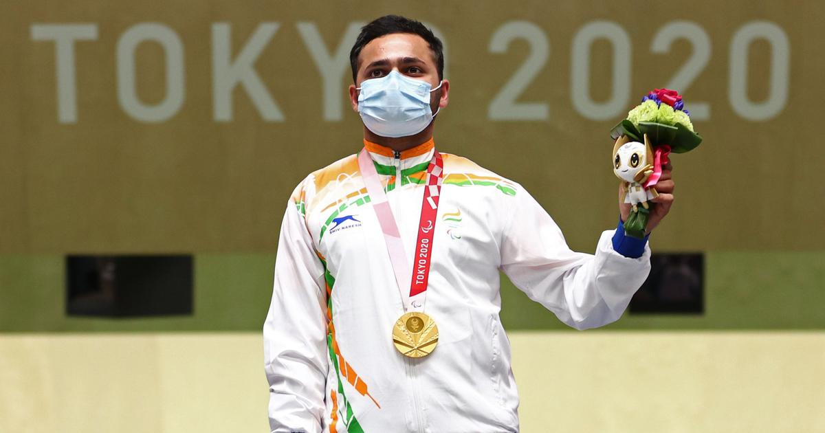 Indian Paralympics Winners | Manish Narwal | KreedOn