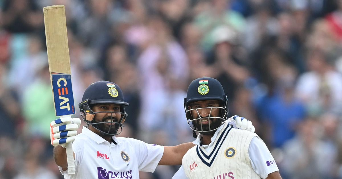 Top class innings from a high-class player: Reactions to Rohit Sharma's first overseas Test century