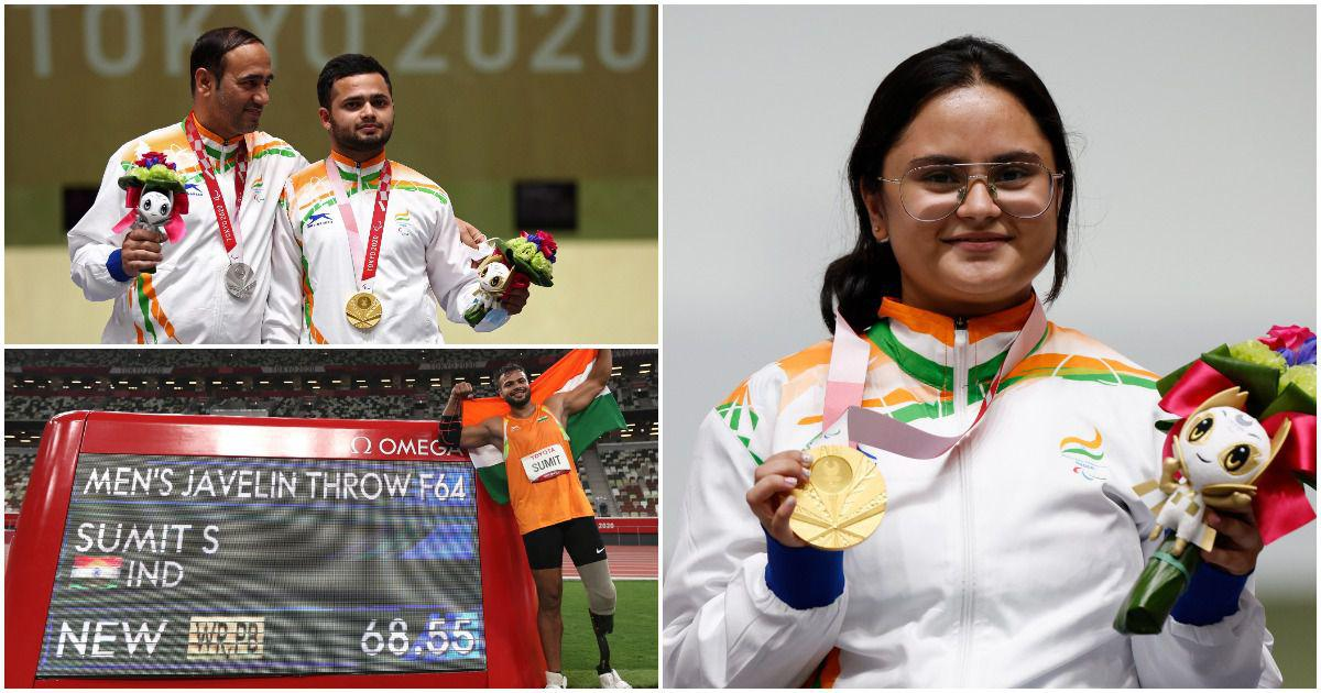Tokyo Paralympics: Full list of India's medals from an unprecedented campaign