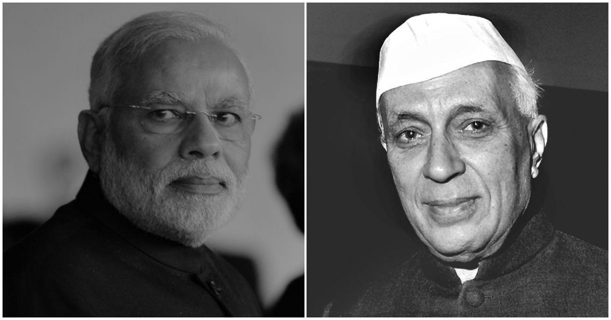 Modi should learn from Nehru how to remember the trauma of the Partition