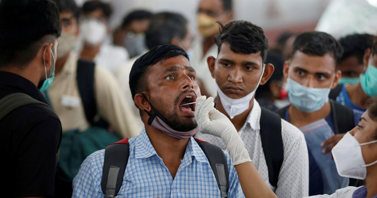 Covid: India records 35,662 new cases; Maharashtra is first state to vaccinate over 2 crore people