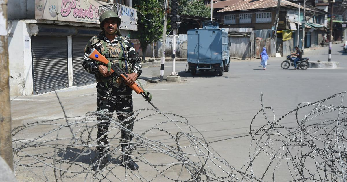 How conflicts like Kashmir couldset India's development back by decades and three more Sunday reads