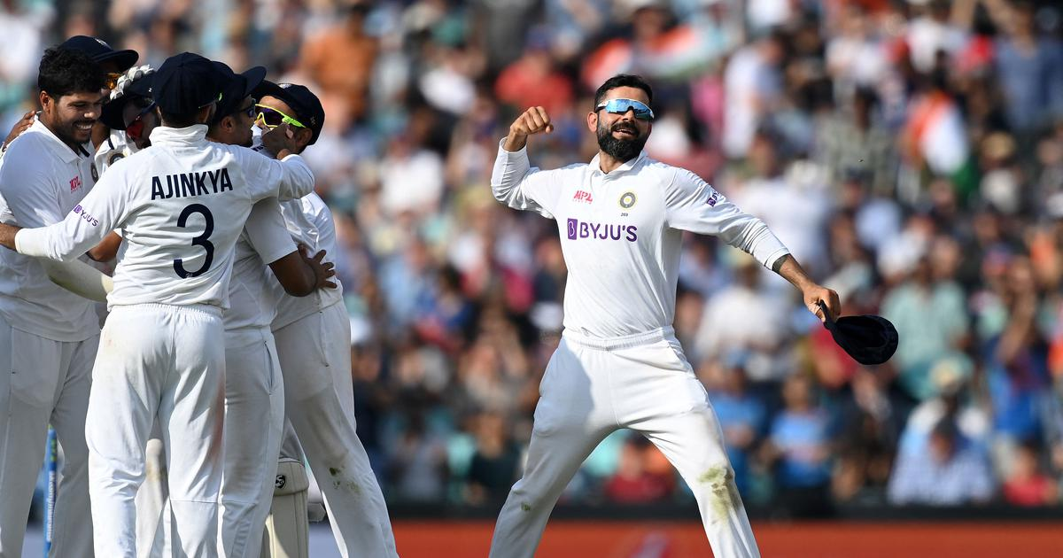 Fourth Test, stat highlights: Bumrah's century, end of India's 50-year wait at The Oval and more