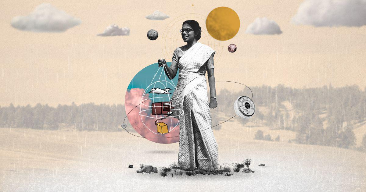 India's met department – beyond the life and times of Anna Mani