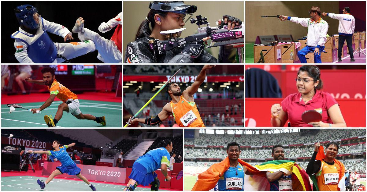 India at Tokyo Paralympics: Medallists, close calls & more – complete results from an epic campaign
