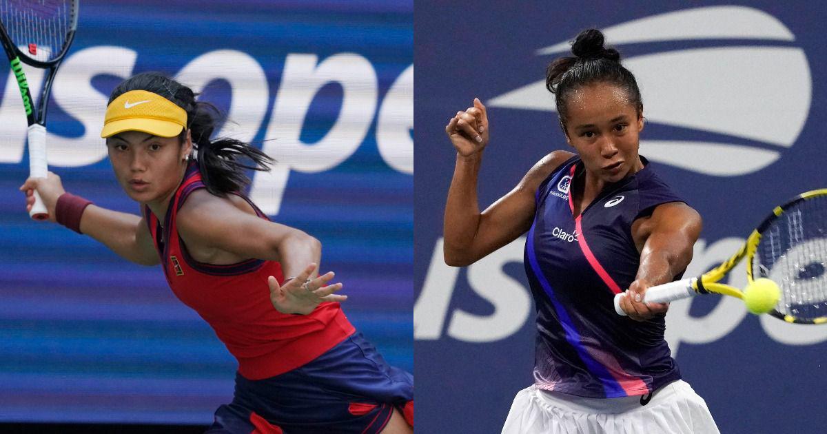 US Open: Emma Raducanu and Leylah Fernandez, teen titans and surprise Slam semi-finalists