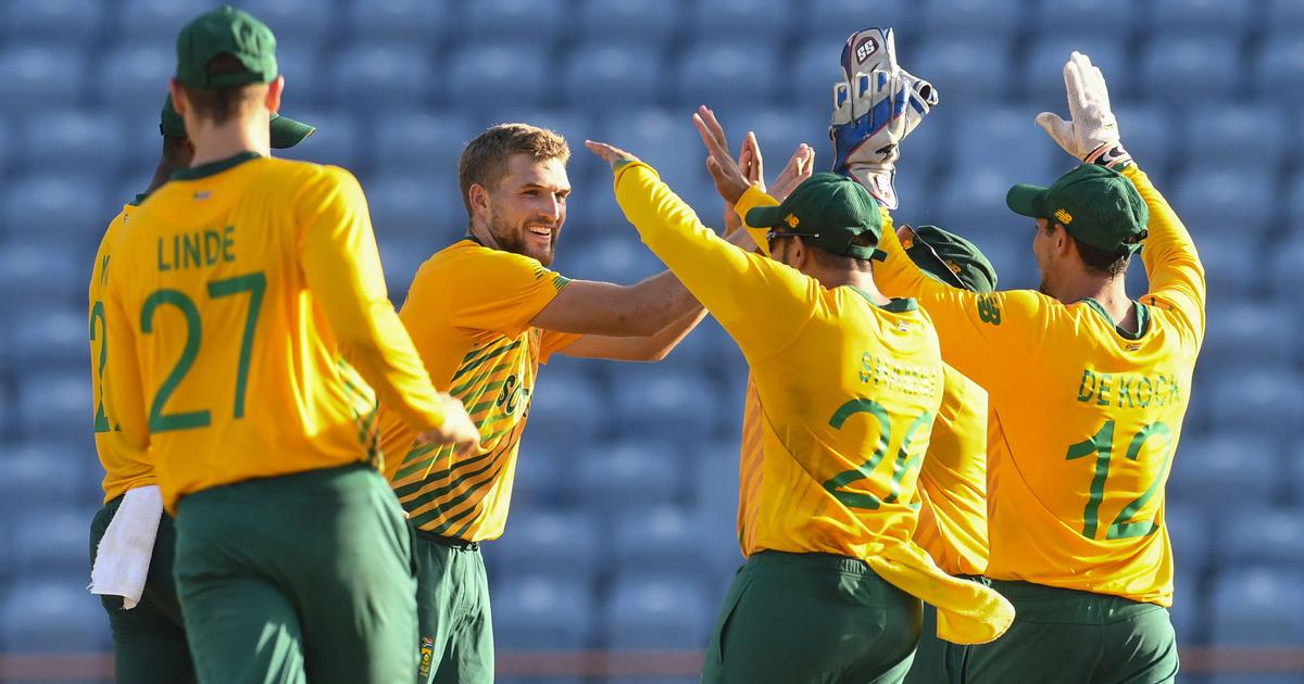 T20 World Cup: South Africa drop Faf du Plessis, Chris Morris in new-look squad