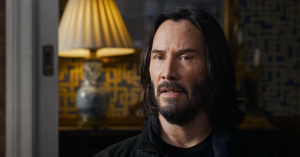 'The Matrix Resurrections' trailer: Keanu Reeves and Carrie-Anne Moss are back as Neo and Trinity