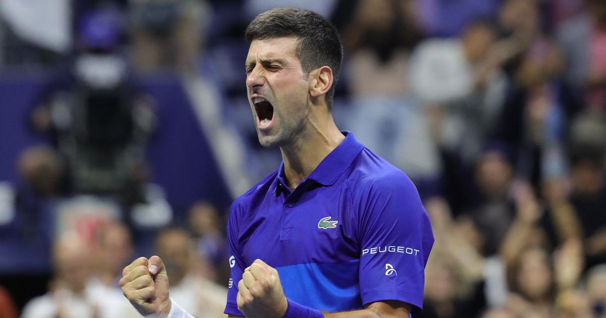 US Open: Novak Djokovic one win away from Grand Slam, to face Daniil Medvedev in final