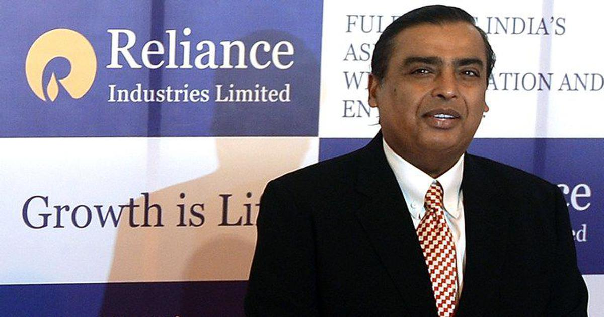 Mukesh Ambani is the richest Indian on Forbes list for 11th straight year