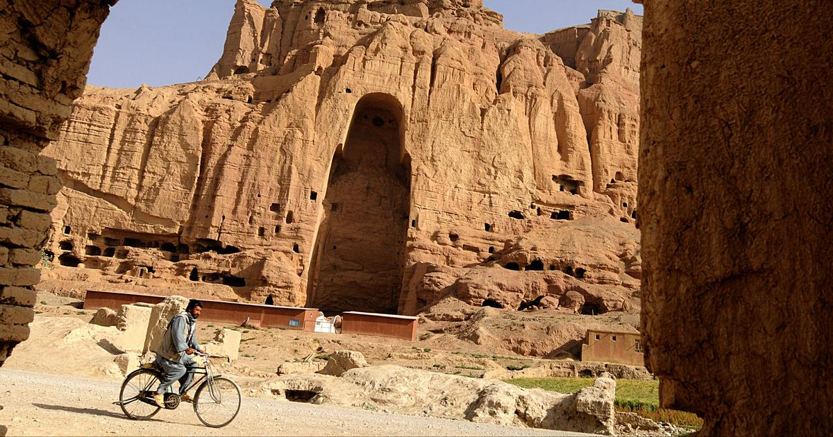 Taliban's return threatens what's left of Afghanistan's dazzlingly diverse heritage