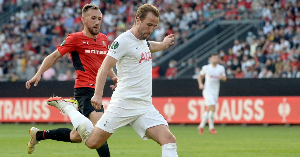 Europa Conference League: Spurs held by Rennes in first game, Roma run riot in new competition
