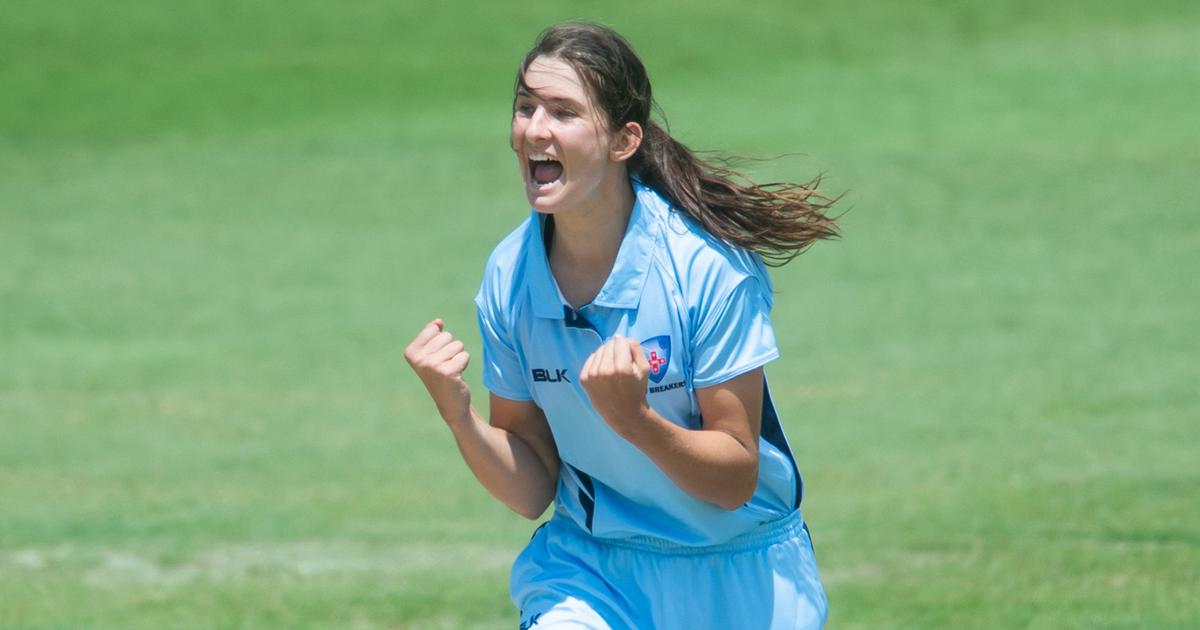 Australia vs India: Stella Campbell, 19, hopeful of ODI debut after good show in warm-up game