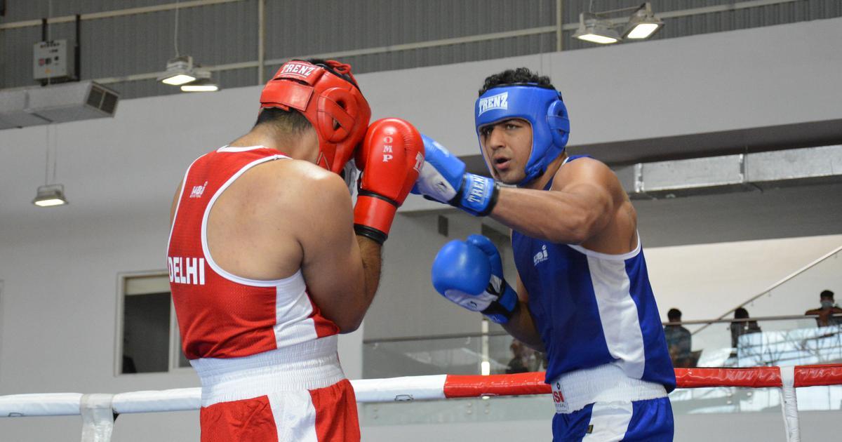 Boxing: Sanjeet, Shiva Thapa, Mohammad Hussamuddin through to finals of National Championships