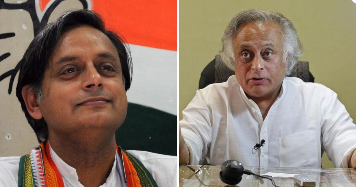 UK's new vaccine rule for India 'smacks of racism', say Shashi Tharoor, Jairam Ramesh