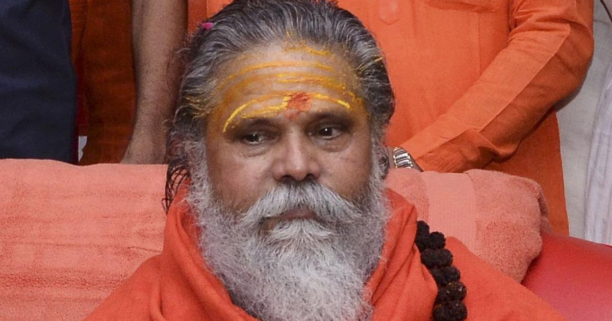 Hindu religious body chief Narendra Giri dies allegedly by suicide in UP, police arrest disciple
