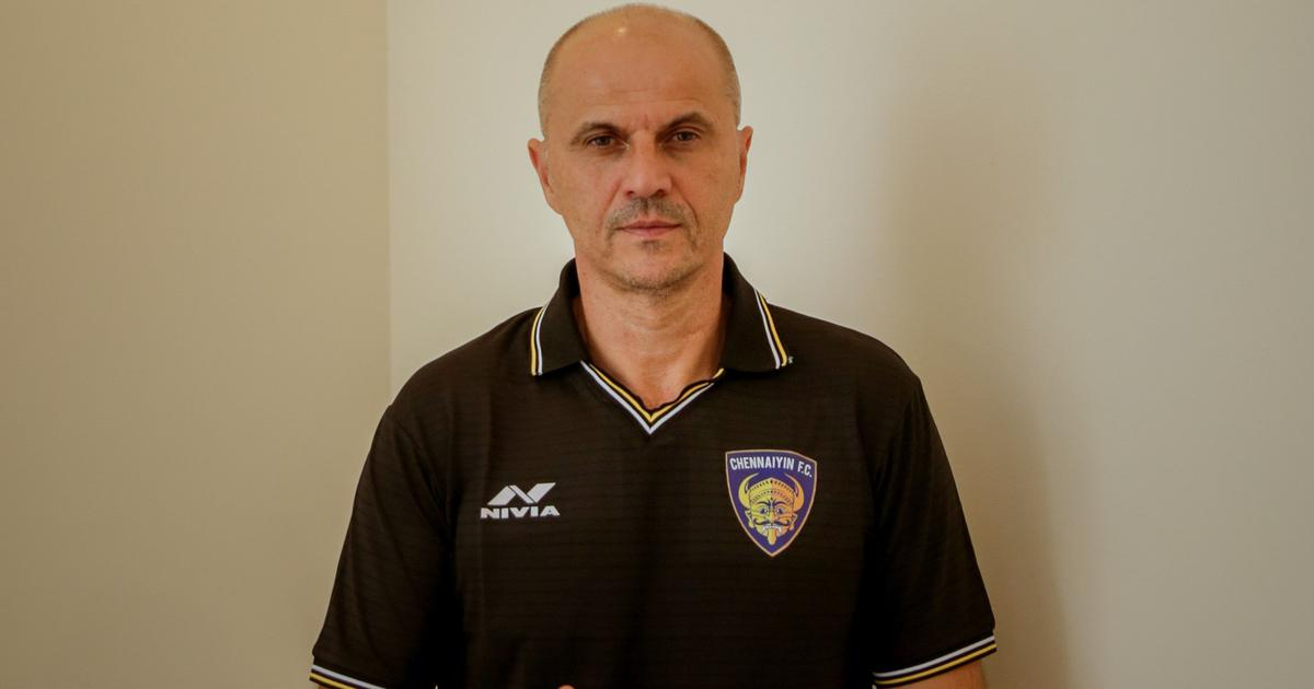 ISL 2021-'22: With a team-focussed approach, Chennaiyin coach Bandovic promises improvement