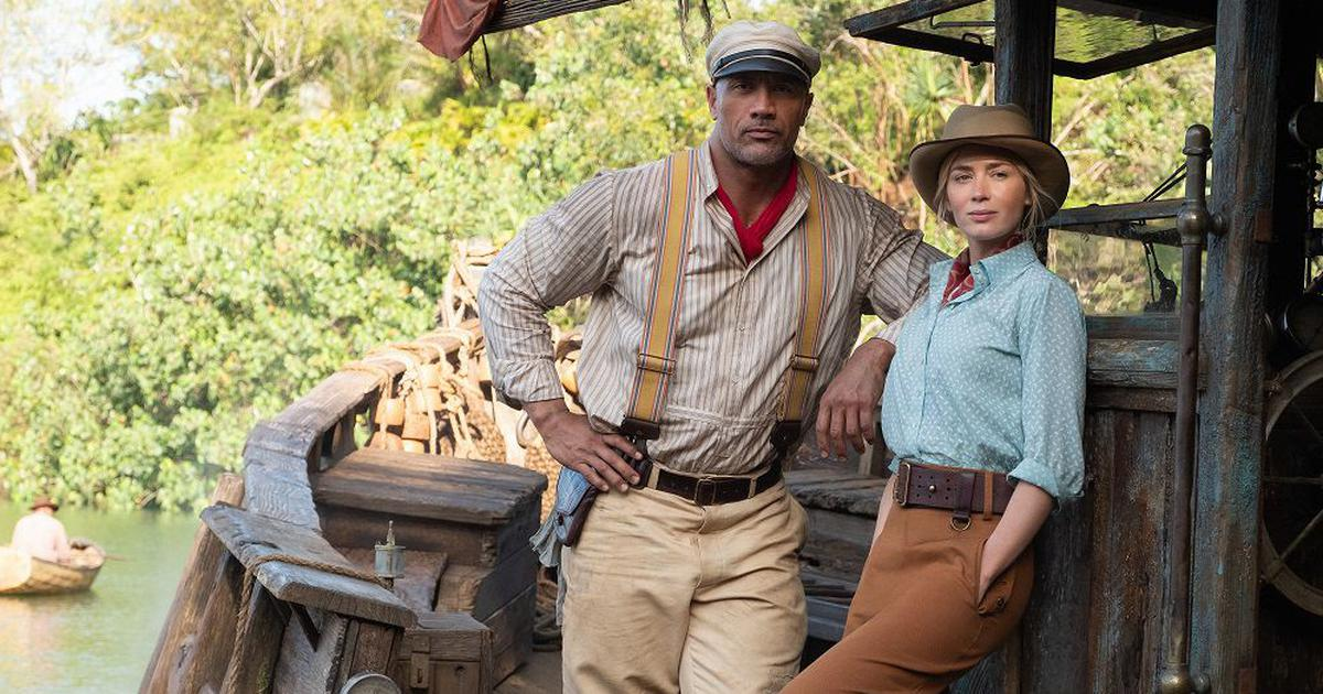 'Jungle Cruise' movie review: Amazon adventure veers off course