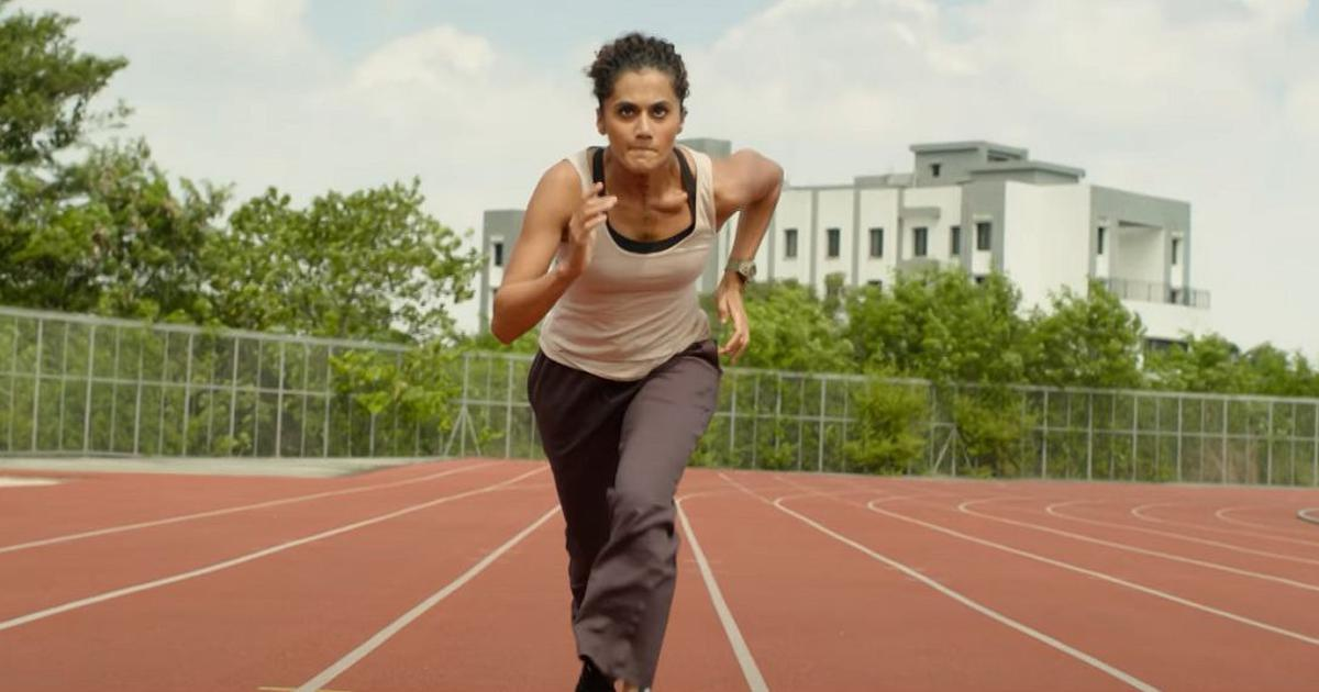 'Rashmi Rocket' trailer: Taapsee Pannu plays an athlete suspected of being intersex