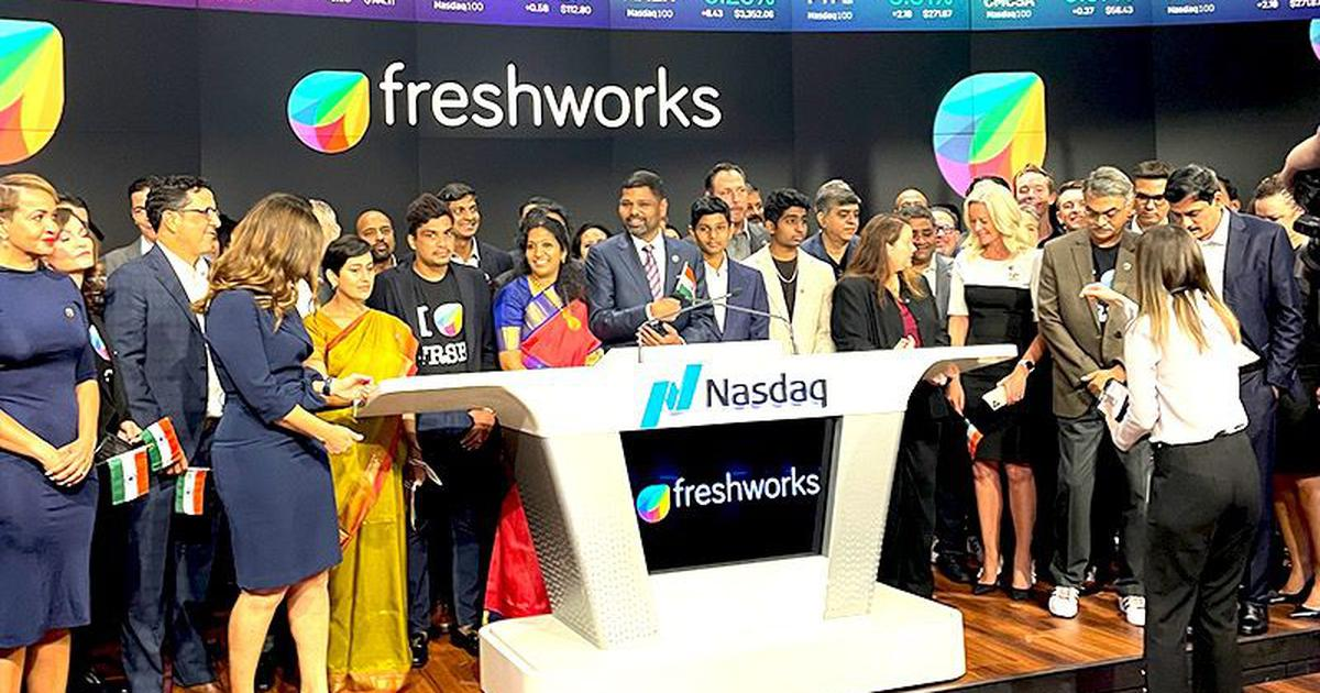 Long before Freshworks' $1 billion IPO, Google had bet on the startup's success