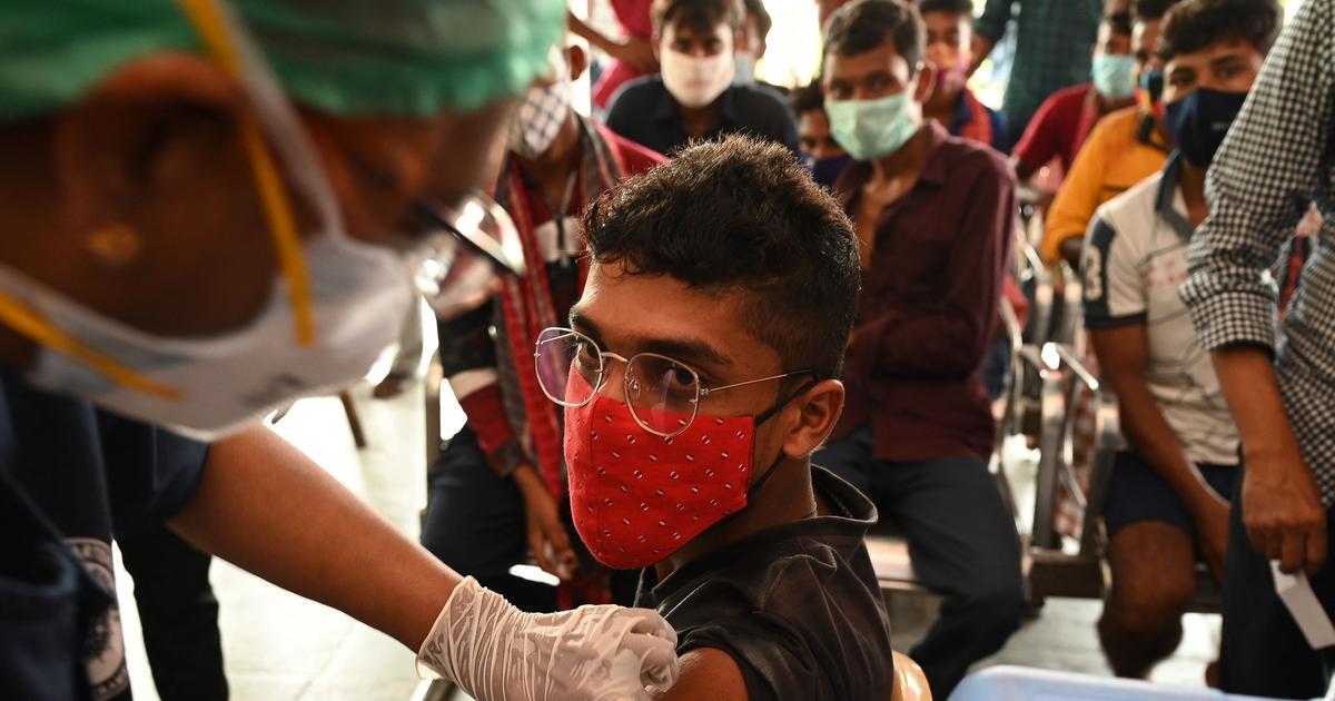 Coronavirus: India records 26,041 new cases, 8% lower than Sunday's count