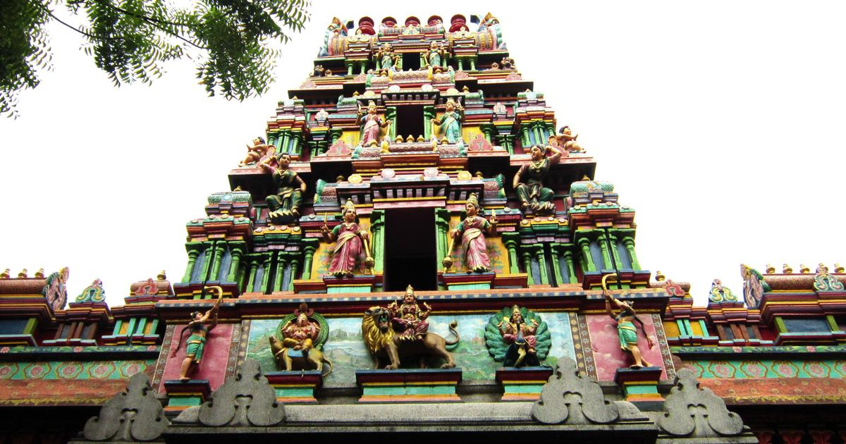 Mariamman in Saigon: The story of Vietnam's most famous Hindu temple