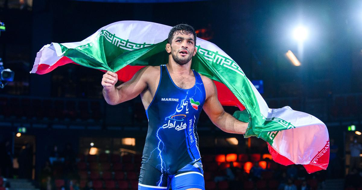 Wrestling World Championships: In a battle of legends, Yazdani finally triumphs over Taylor for gold