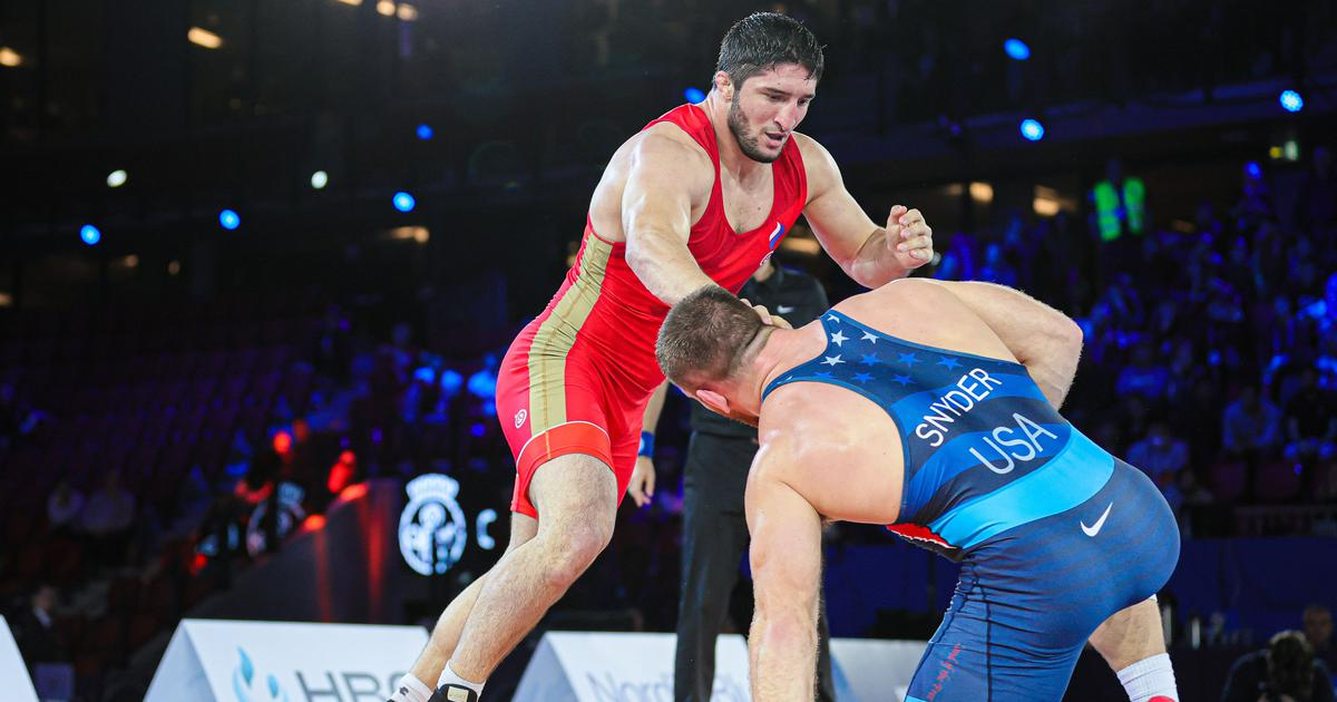 Wrestling Worlds: Sadulaev is turning high-profile 'Snyderlaev' rivalry into a one-sided affair