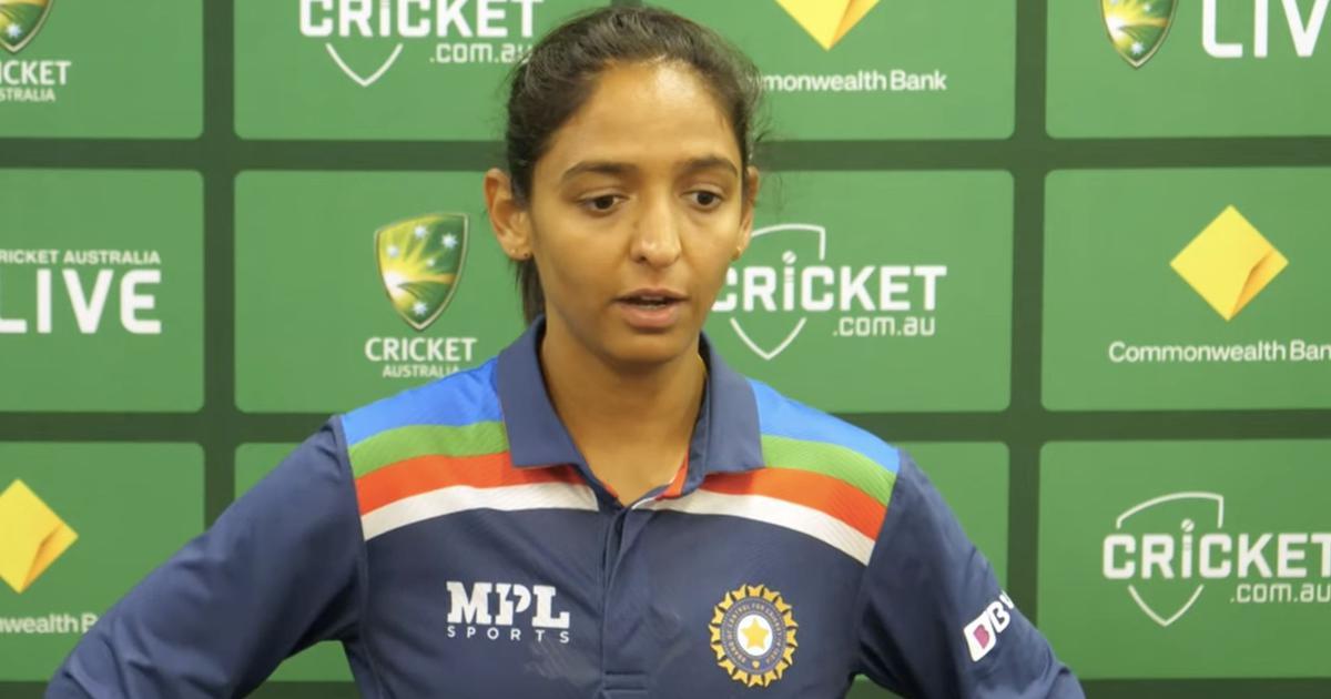 Watch: Captain Harmanpreet Kaur on how women's IPL will help India in international cricket