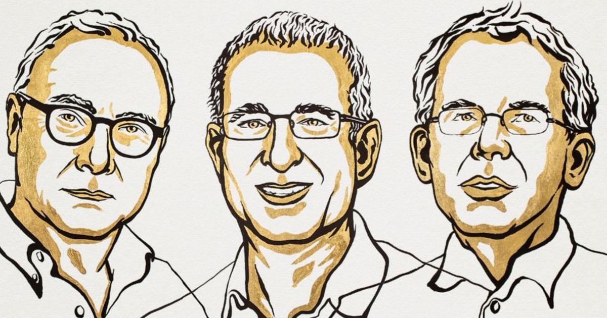 Nobel Prize for Economics awarded to three US-based economists