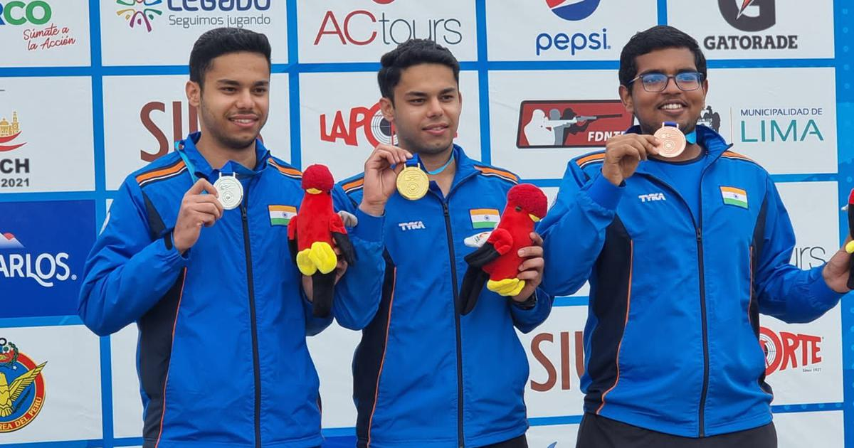 Shooting Junior World C'ship: India win 17 gold, 16 silver and 10 bronze to finish atop medal tally