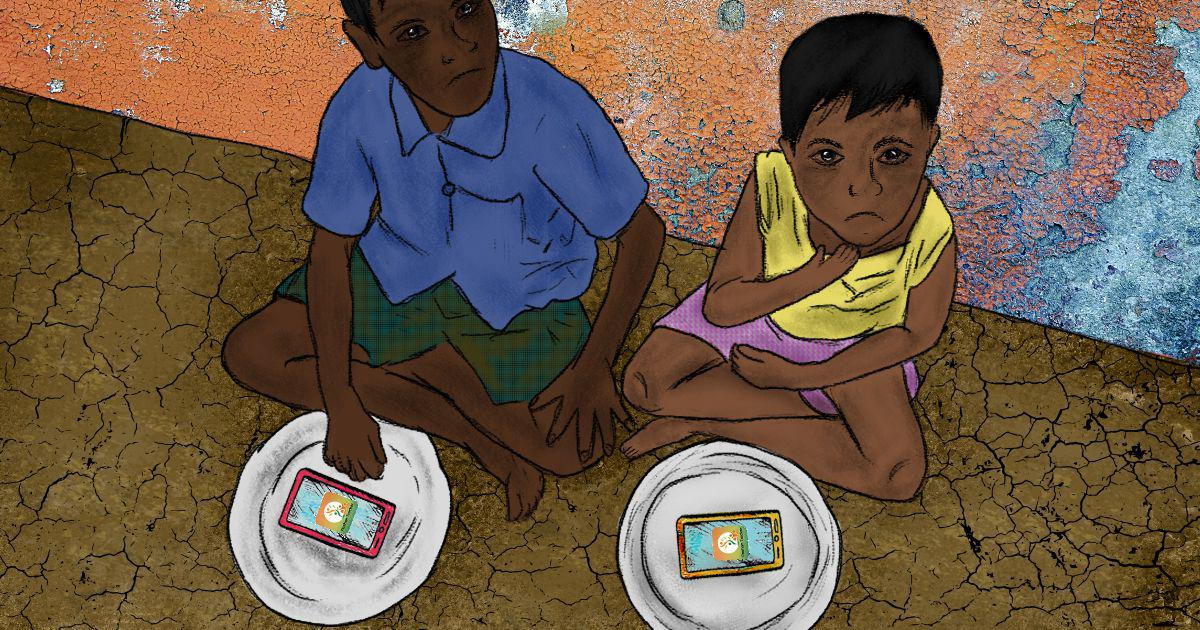 A new app is failing India's fight against child malnutrition