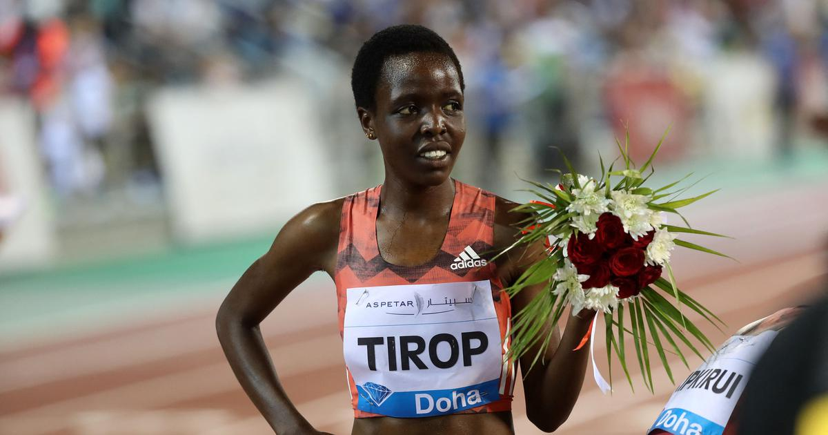 Athletics: Record-breaking Kenyan distance runner Agnes Tirop found dead with stab wounds