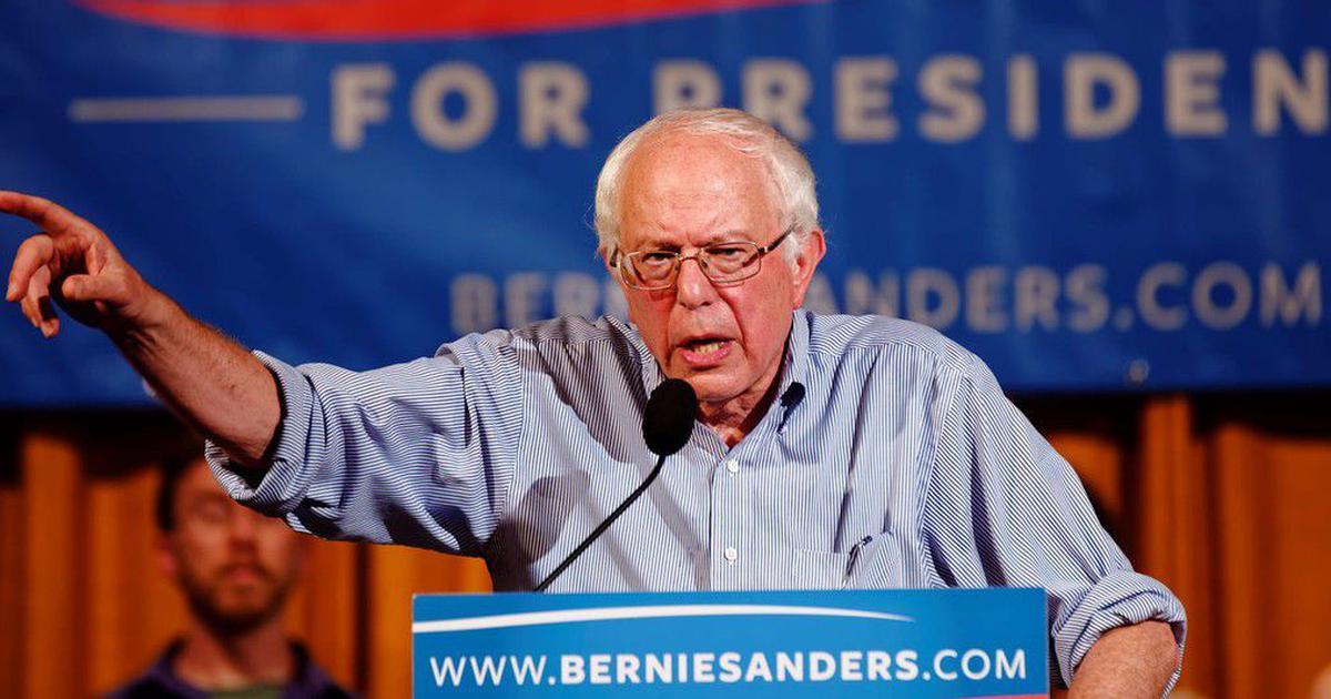 US: Bernie Sanders expresses concern about Kashmir, says India's actions 'unacceptable'