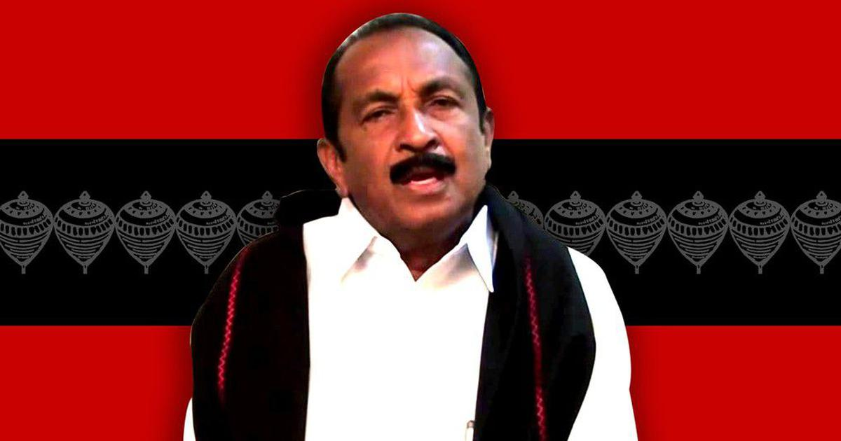 Madras High Court suspends one-year jail sentence given to Vaiko on sedition charges